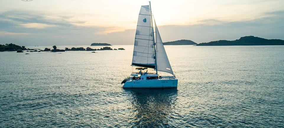 Du thuyền Sarita - Một trải nghiệm không thể bỏ  qua khi đến Phú Quốc