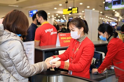Thông báo về việc bổ sung giấy xét nghiệm SARS-CoV-2 với hành khách di chuyển đến/ đi TP.HCM