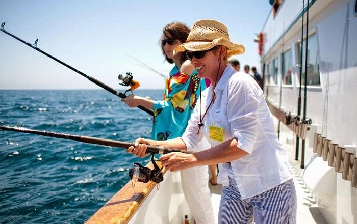 Tour Phú Quốc 1 ngày làm Ngư Phủ - Câu Cá lớn xa bờ