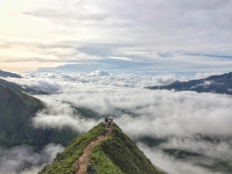 Tour 2N1D Hà Nội - Săn Mây Tà Xùa
