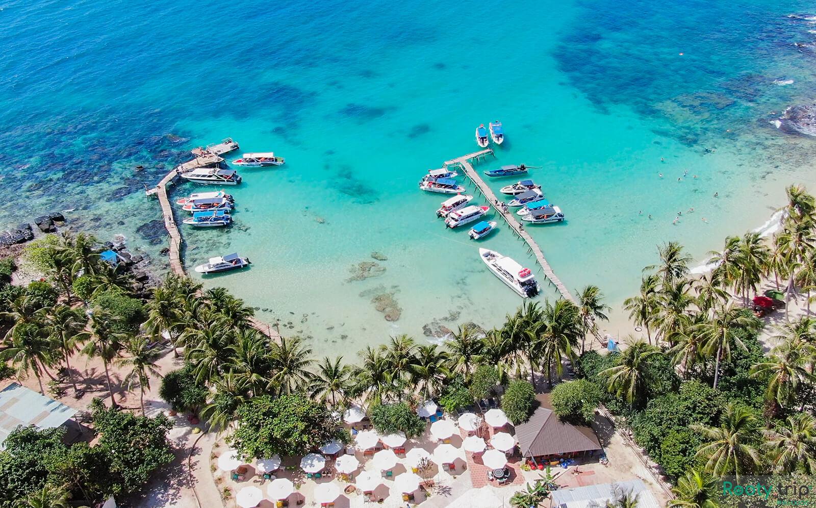 Tour khám phá 3 đảo - lặn ngắm San hô - thưởng thức hải sản 1 ngày